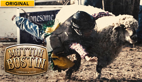 Watch Mutton Bustin