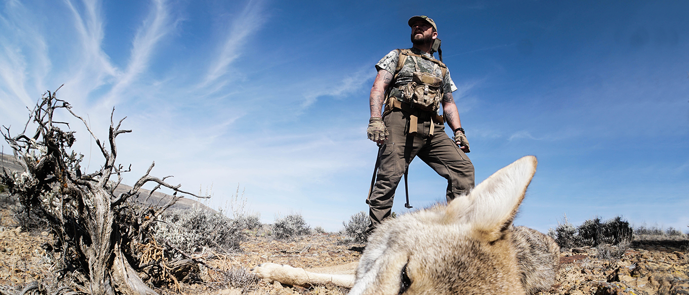 Dog Soldier the Tactical Predator Hunter