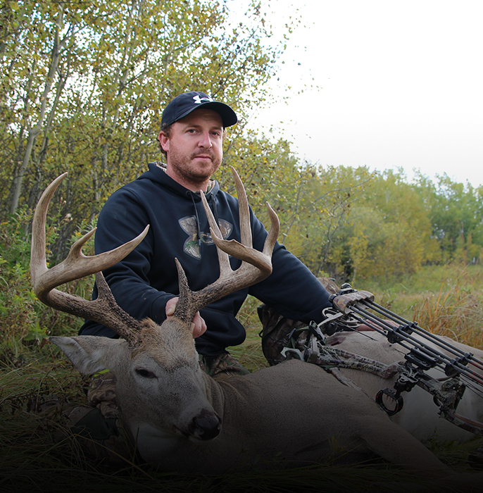 CANADIAN WHITETAIL COMES TO CARBONTV